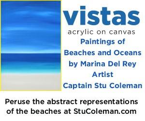 Vistas by Marina del Rey Artist, Stu Coleman